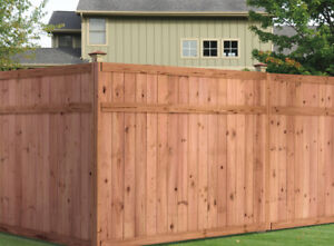 Fences, Decks and Sheds