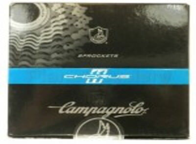 New 2016-17 Campagnolo Chorus 11 Speed Cassette 12-29 11s fit record super