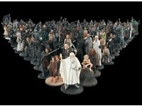 WANTED - The Lord Of The Rings Eaglemoss Figurines 146 Onwards