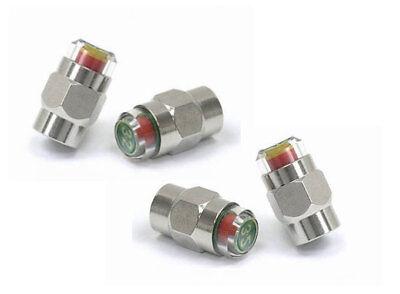 TPMS Tire Pressure Monitor  Valve Stem Caps Tyre Sensor Indicator 26-50psi
