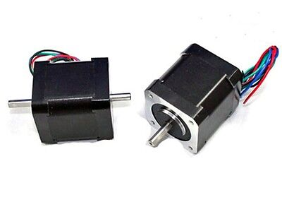 Nema17 Dual Shaft 2a83oz-in Stepper Motor