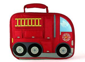 Fire Truck Lunch Box Ebay