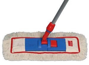 40cm pro wischmop system profi boden wischer reinigung 3 tlg komplett set ebay. Black Bedroom Furniture Sets. Home Design Ideas