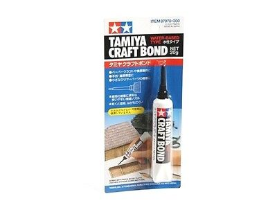 TAMIYA ART. 87078 Colla per legno WATER BASED TYPE