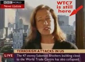 9/11 and the British Broadcasting Conspiracy, documentary on Plain DVD-R