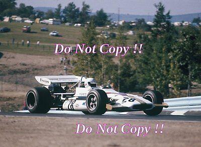 John Cannon Yardley BRM P153 USA Grand Prix 1971 Photograph 2