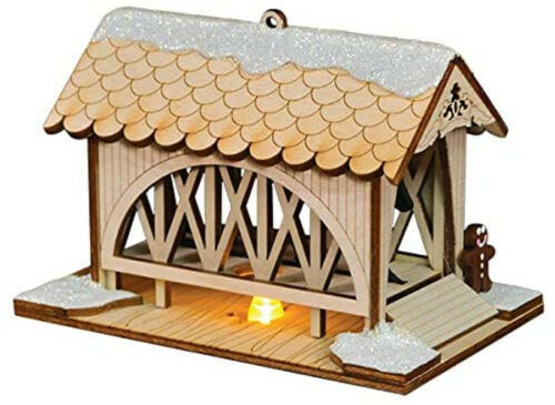 Ginger Cottage One Horse Open Sleigh 80011
