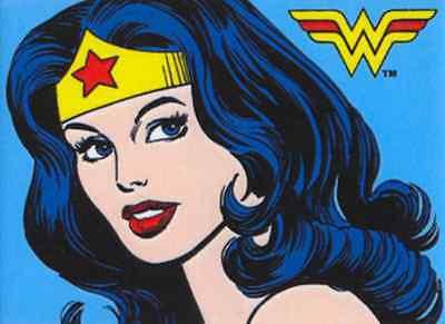 Wonder Woman Iron On Transfer 5