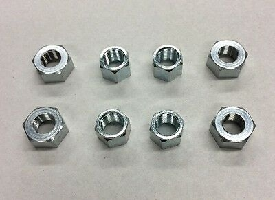 500 Base Unit - TRIUMPH PRE UNIT CYLINDER BASE NUTS 48-58 500 1950-62 650 T100 5T T110 TR6 T120