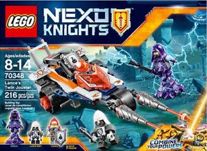Lego 70348 - Lance's Twin Jouster - Nexo Knights