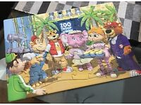 Zoo Troop 48 Piece Jigsaw Puzzle