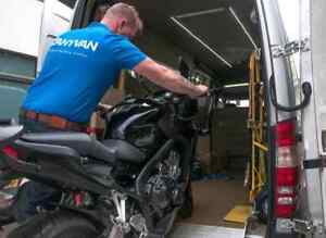 Motorcycle Transportation & Towing - AFFORDABLE FLAT RATES