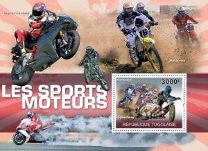 Motor sports Speedway motorcycles s/s Togo 2010 Mi. Bl. 539 #TG10313b - <span itemprop='availableAtOrFrom'>Olsztyn, Polska</span> - Motor sports Speedway motorcycles s/s Togo 2010 Mi. Bl. 539 #TG10313b - Olsztyn, Polska