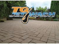 PATIO CLEANING & DRIVEWAY CLEANING.