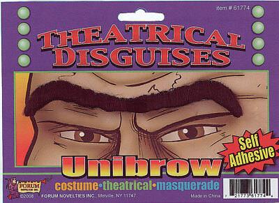 Borat UniBrow for Halloween Costume Accessory