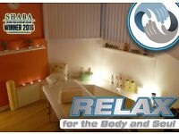 MAY MASSAGE OFFER GLASGOW! - Relax for the Body and Soul Glasgow - Swedish, Deep Tissue, Sports