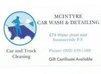 Mcintyre Car cleaning and detailing