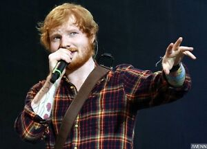Wanted- two Ed Sheeran tickets for july 8th