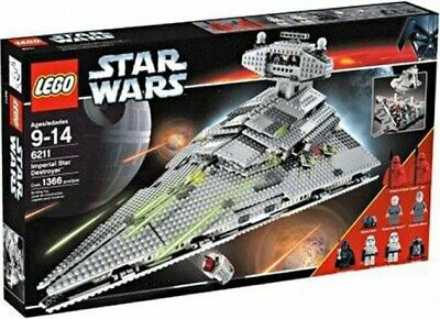 LEGO Star Wars A New Hope Imperial Star Destroyer Set