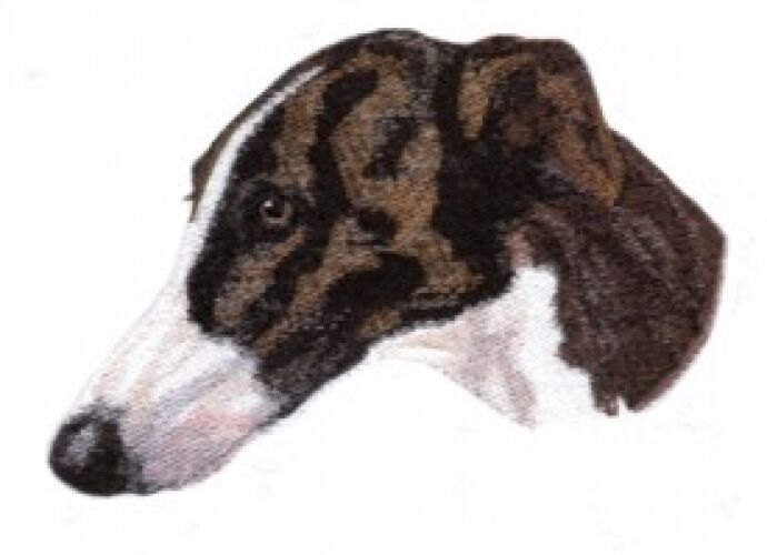 Embroidered Ladies Fleece Jacket - Greyhound BT4555  Sizes S - XXL