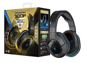Turtle Beach Ear Force Stealth 500P Wireless Headset - Black