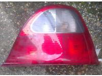 Rover 200 O/S Rear Light