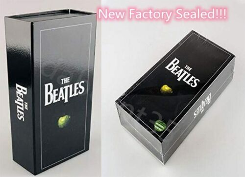 The Beatles Stereo Box Set by The Beatles 16 CD +1 DVD New sealed