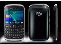 Blackberry 9320 black, virgin