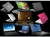 Laptop Computers from £75 - bargain deals cheap