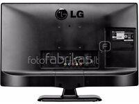 """LG 22MT44D FullHD 22"""" TV-LCD"""