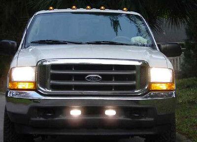 Hella 6000K 55W Driving Lamps for 1999-2007 Ford Super Duty F250 F350 F450 F550