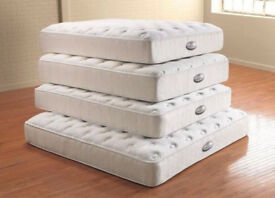 NEW BRAND DOUBLE SIZE 4FT6 COMFIRTABLE MATTRESSES ON OFFER