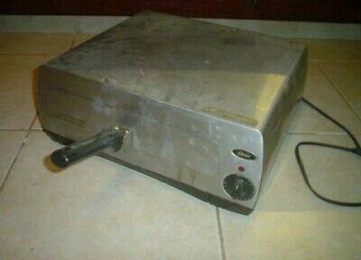 Oster 18 Pizza Pretzel Oven Countertop 120v Stainless Steel 3224
