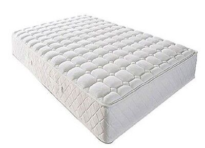King Size Mattress 8 Inch Luxury Adult Bedroom Coil Spring Back Pain Relief Bed
