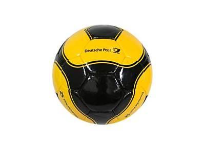 Fußball Ball gelb Fussball Deutsche Post DPAG DHL NEU