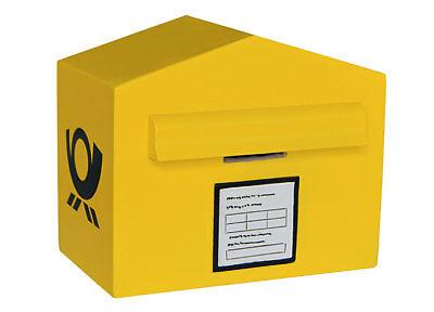 Deutsche Post Briefkasten Spardose Spar Büche Postkasten DHL DPAG aufhängbar