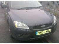 Ford Focus 1.8 TDCI Manual Gearbox (2006)