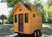 Tiny Home, materials needed