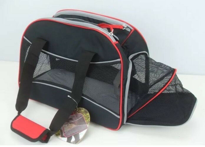 Cat Carrier Rosewood Options Pet Travel Bag