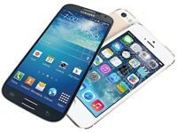 iPhone and Samsung Phone repairs