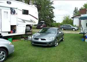 2007 Mitsubishi Eclipse gtp Coupe (2 door)