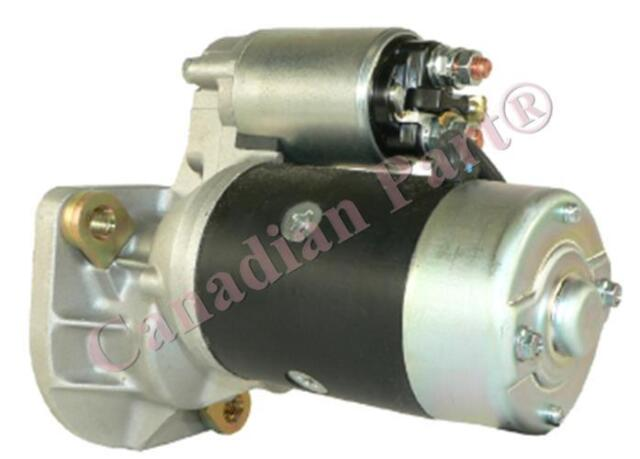 Hitachi Engine Parts : New hitachi starter for nissan f on shi engine
