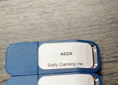 SG SCIENTIFIC GAMES BALLY LOCK IT LINK SOFTWARE NIGHTLIFE A02A (Lic&Inst)