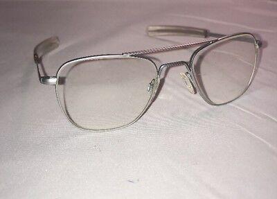 Randolph Engineering AVIATOR Eyeglasses Frames MADE IN USA 52[] 20 (Glasses Frames Made In Usa)