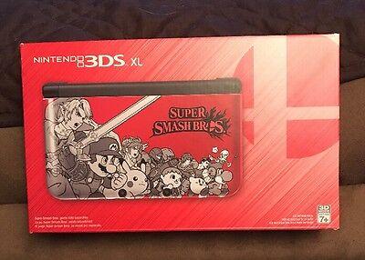 Nintendo 3DS XL Super Smash Bros Limited Edition Red (Brand New) FREE SHIPPING! segunda mano  Embacar hacia Mexico
