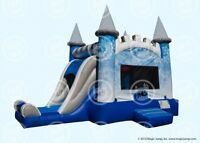 BOUNCY CASTLE RENTALS $225-$275 ALL INCLUSIVE FOR 24 HOURS