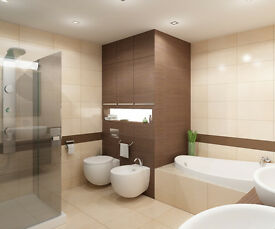 Polish Building Company,Home Refurbish,Bathroom fitting from A-Z,High Level!