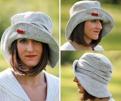 Folkwear 269 Metropolitan Hat Sewing Pattern Diy