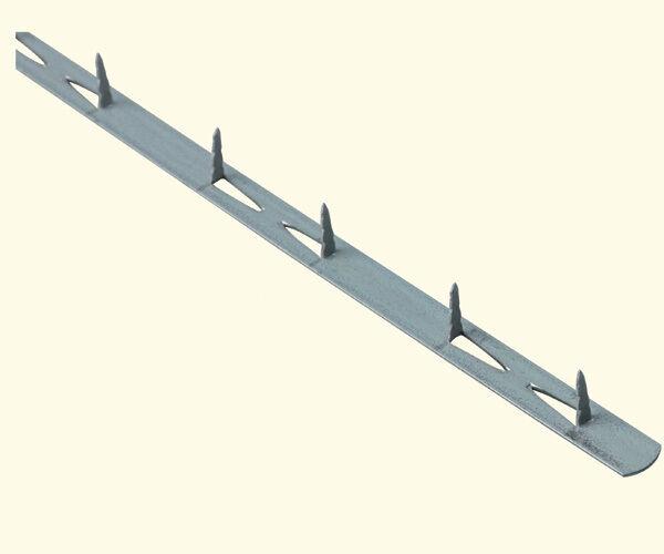 "Metal Tacking #10 Tack Strip 10 pieces 30"" Long Tacktite Upholstery Supplies"