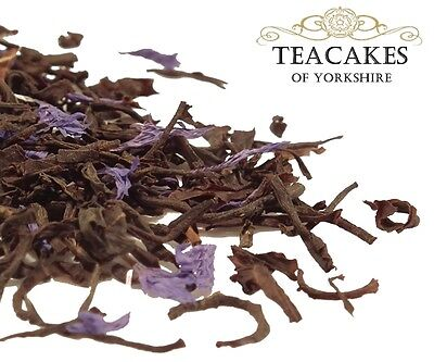 (Black Loose Leaf Tea Blue Sapphire 100g Best Quality Value )